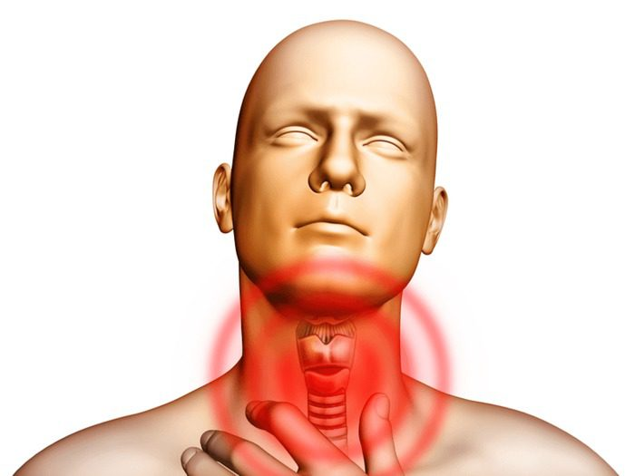 Заболело горло потом пропал голос как лечить