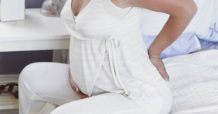 Боль в правой почке у беременных