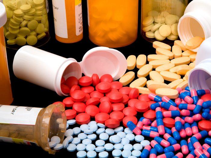 Medicament a la codeine sans ordonnance
