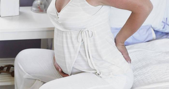 Помощь при болях в почках у беременной