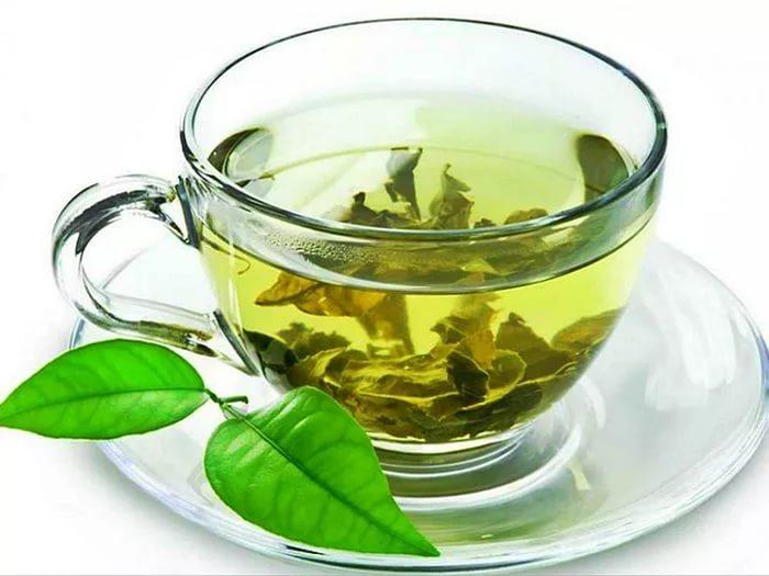 зеленый чай при камнях в почках