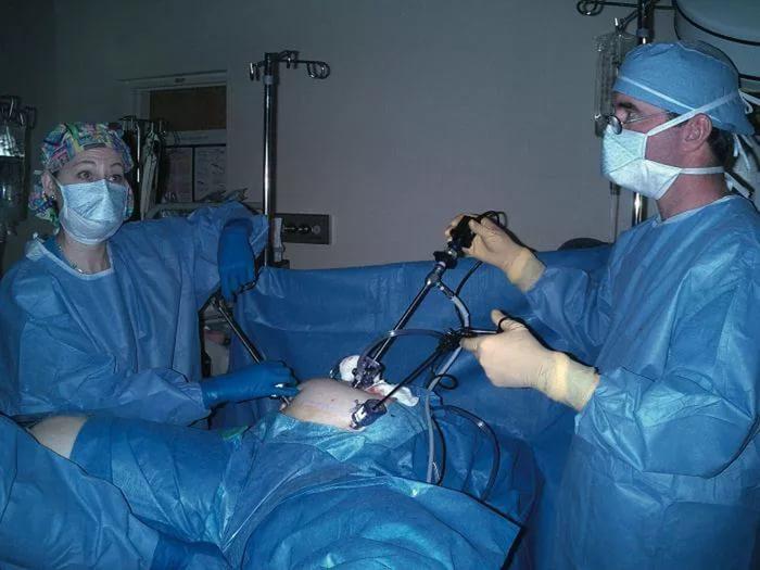операция по удалению камней из почек