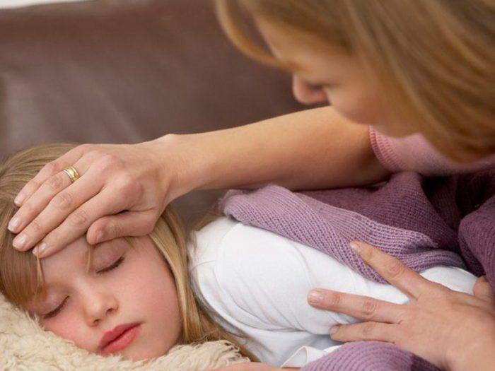 хронический гломерулонефрит у детей