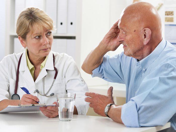 пиелонефрит у пожилых людей