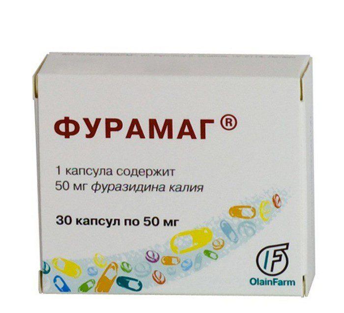лечение пиелонефрита препараты