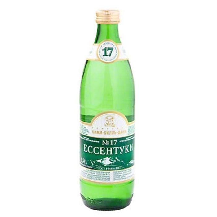 минеральная вода при пиелонефрите хроническом