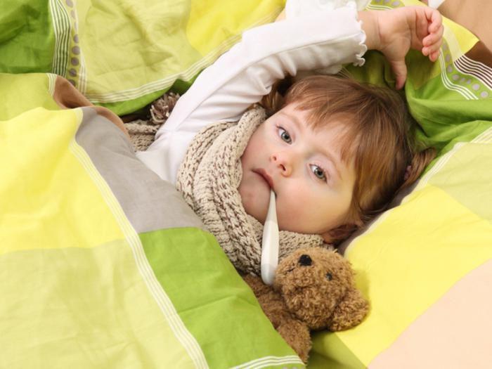острый пиелонефрит у детей симптомы