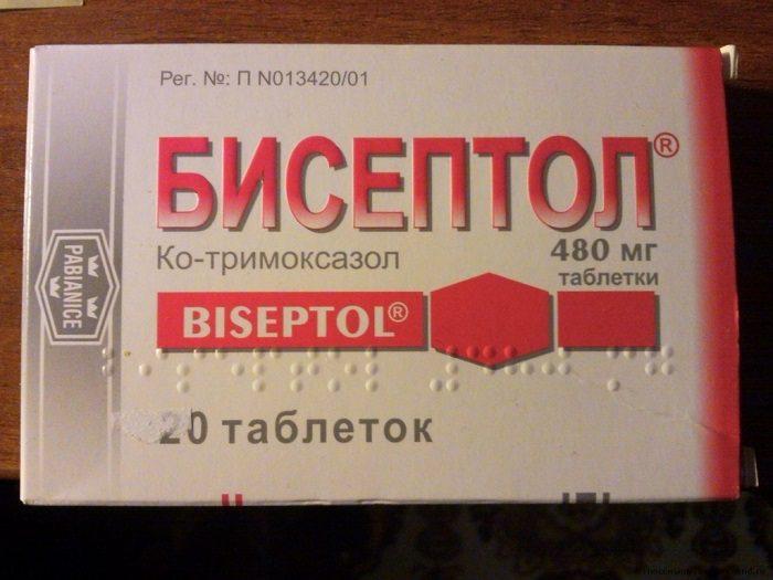лекарства при пиелонефрите