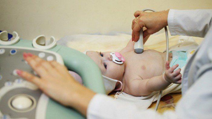 пиелонефрит у новорожденных