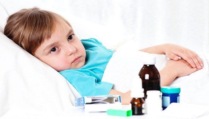 нефрит у детей симптомы