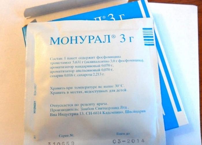 лекарства от пиелонефрита почек