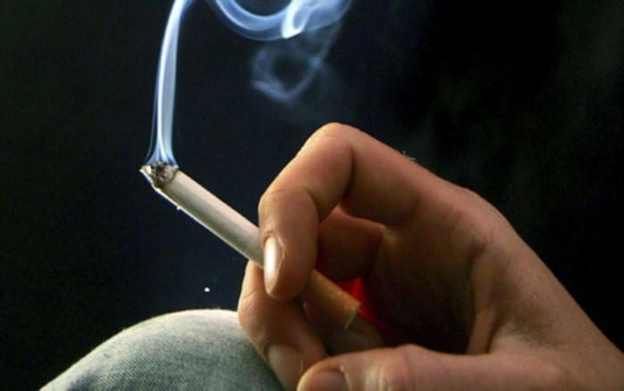 курение и почки