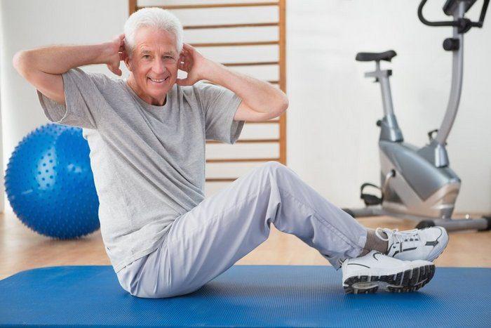 упражнения для почек