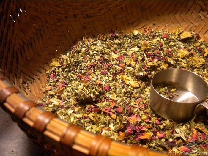 почечный монастырский чай