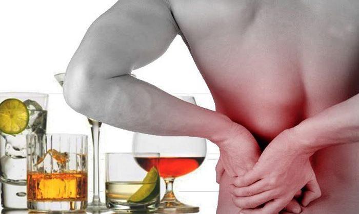 алкоголь и почки